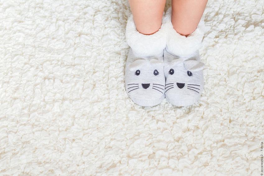 Wohlfühlen mit Teppichböden