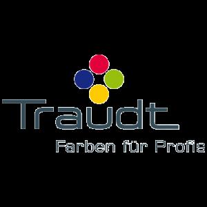 Logo Traudt Farben für Profis