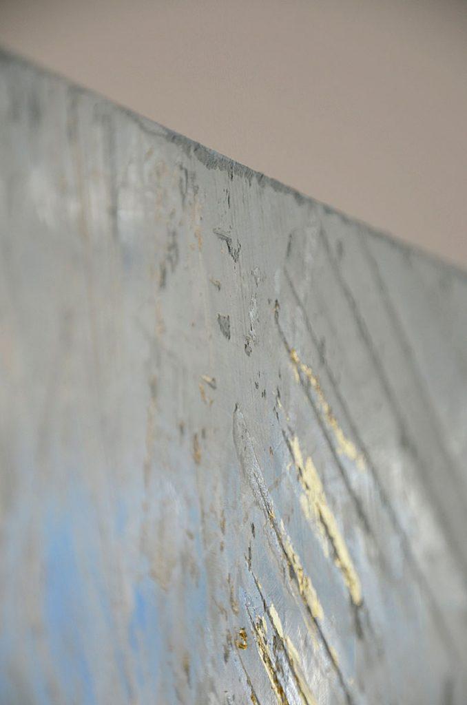 Spachteltechnik mit goldeinlagen boris smorhaj malermeister in r srath - Spachteltechnik wand ...